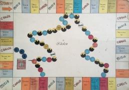 Gamla spelplanen - design 1976-1986