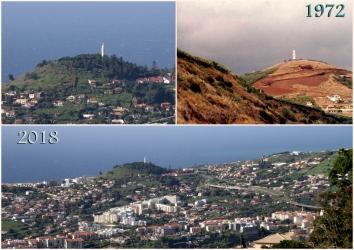 Vy över Funchal-c
