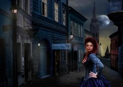 Elana in backstreet Camyrlin